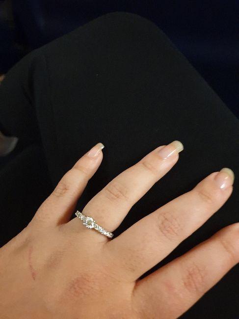 Anelli al rapporto brides 💍 23