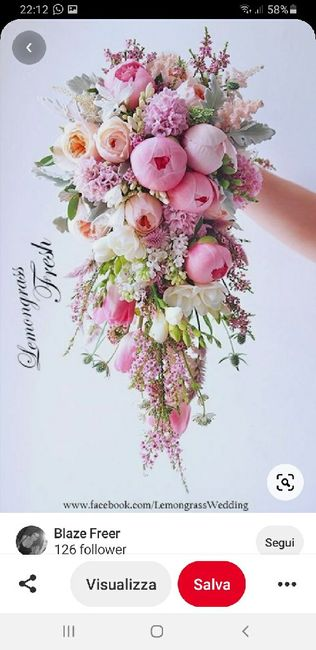 Bouquet per ogni abito 💖💐 10