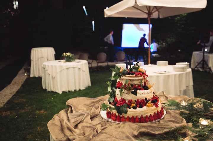 Nude Cake si o no come torta del matrimonio? - 1