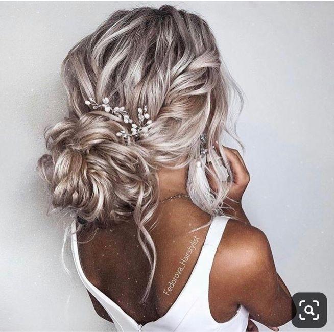 Pettine capelli - 1