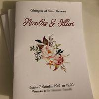 Libretti messa - 1