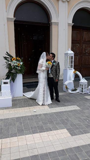 e così l'1 giugno 2019 diventammo marito e moglie! *_* - 1