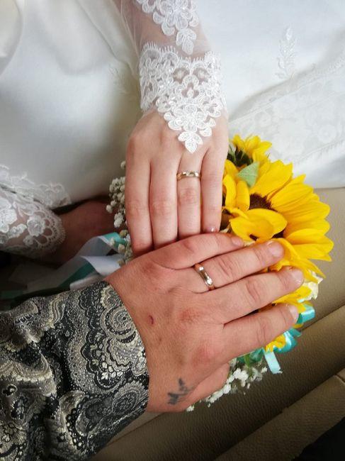 e così l'1 giugno 2019 diventammo marito e moglie! *_* - 5