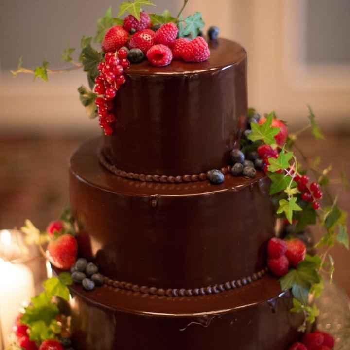 Torta nuziale 🎂 - 3
