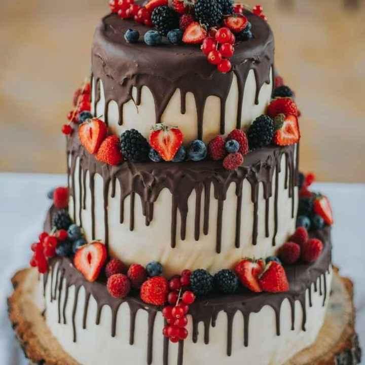 Torta nuziale 🎂 - 4