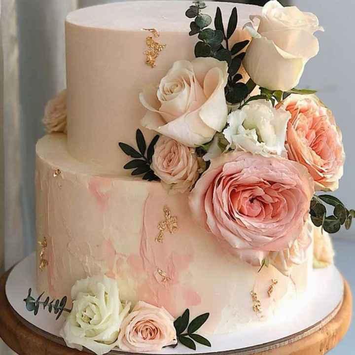 Torta nuziale 🎂 - 5