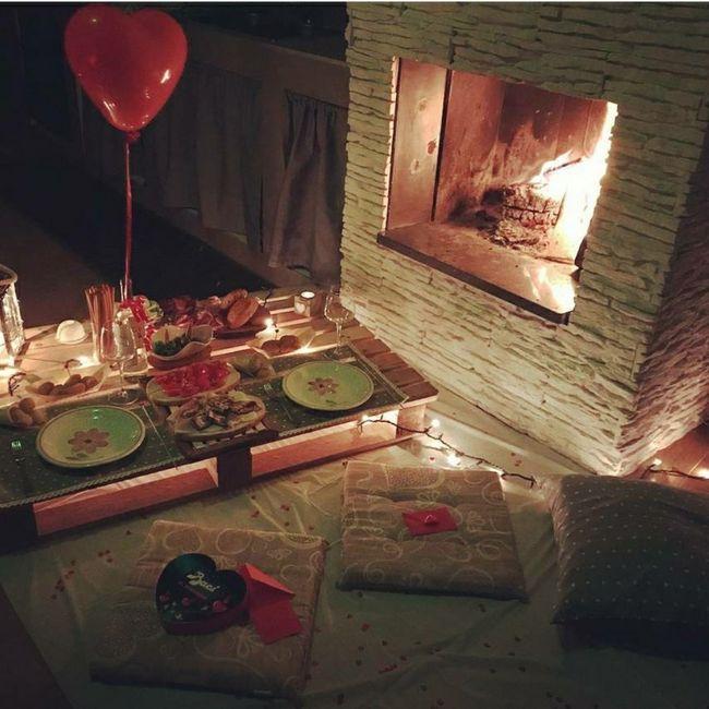 Ultimo anniversario/san valentino da fidanzati - 1