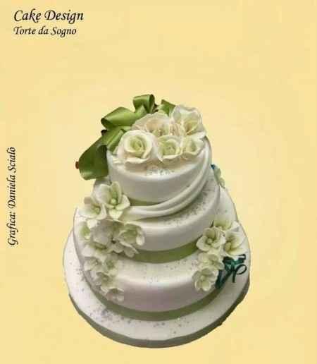 la torta della nostra promessa