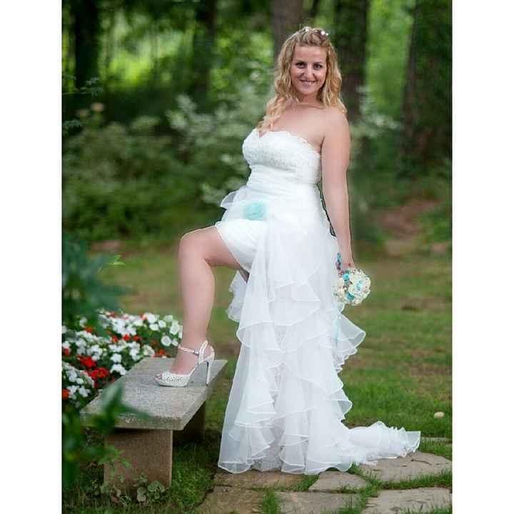 Il giorno del nostro sÌ..???sposa verde tiffany 2.7.2016 - 5