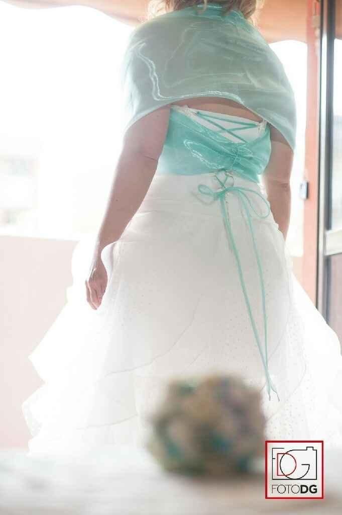 Il giorno del nostro sÌ..???sposa verde tiffany 2.7.2016 - 6