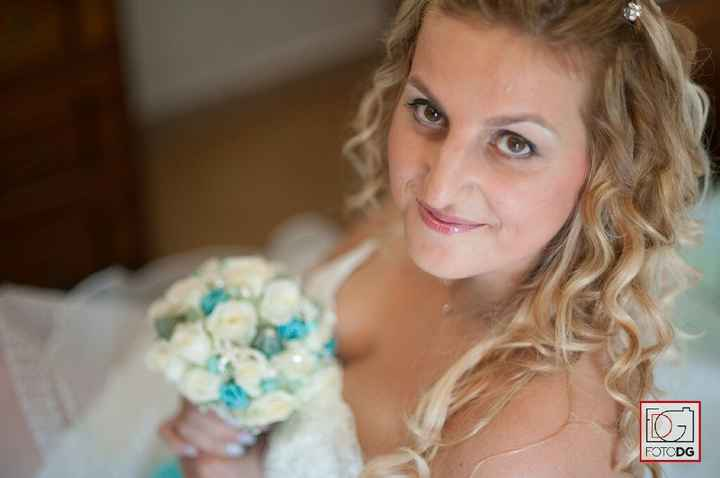 Il giorno del nostro sÌ..???sposa verde tiffany 2.7.2016 - 8
