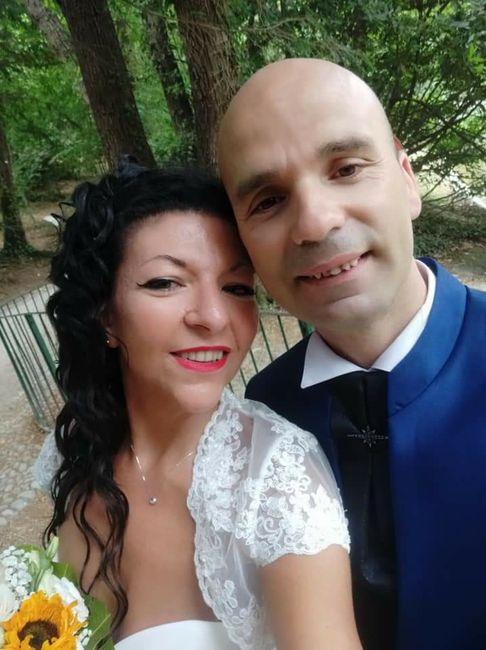 Il primo Selfie da sposati!! 😜❤️📷💒 10