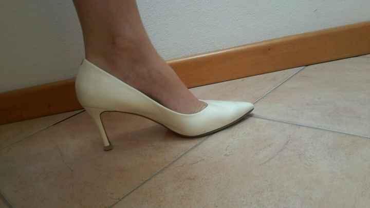 Future spose: volete 2 scarpe da sposa - 1