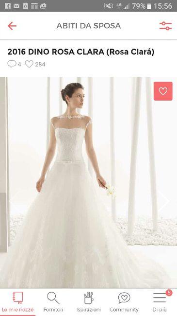 e0bf127c8a4 Salve sposine sapete dirmi su che prezzo si aggirano gli abiti rosa clara   sono due modelli.vorrei andare a vedere da Eugenio marigliano aspetto  vostri ...