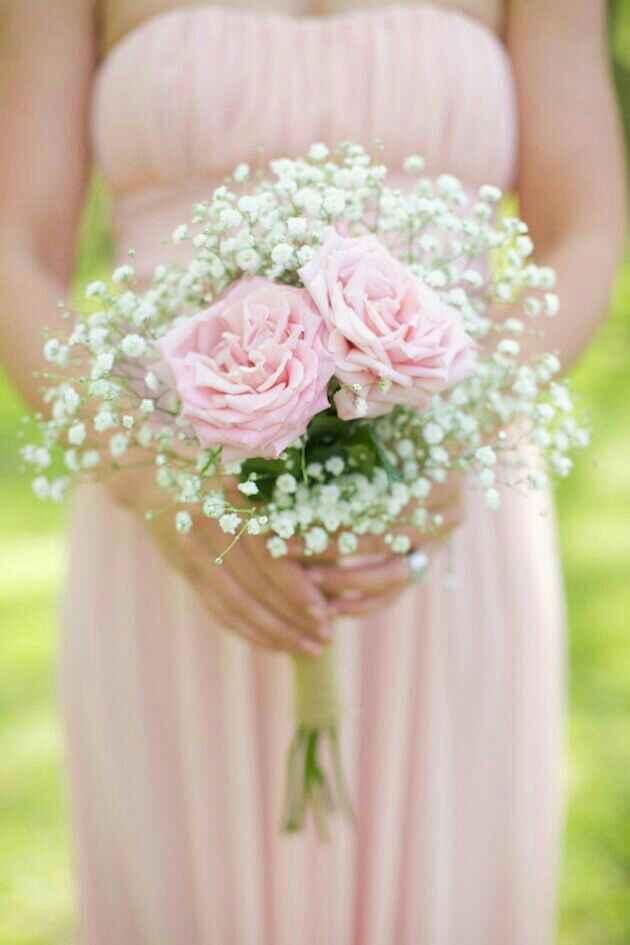 Bouquet damigelle - 1