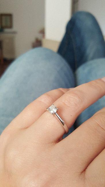 i miei anelli ! Mostratemi i vostri 💎💍❤ 20