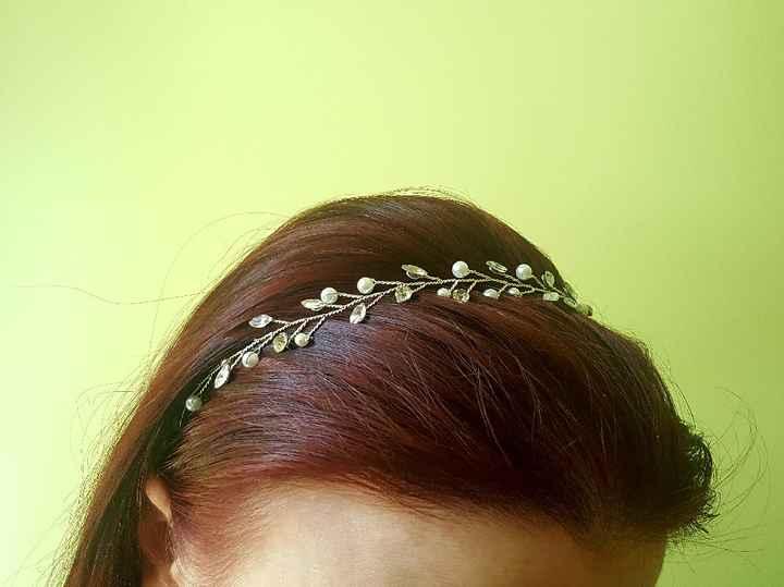 Accessori capelli sposa - 2
