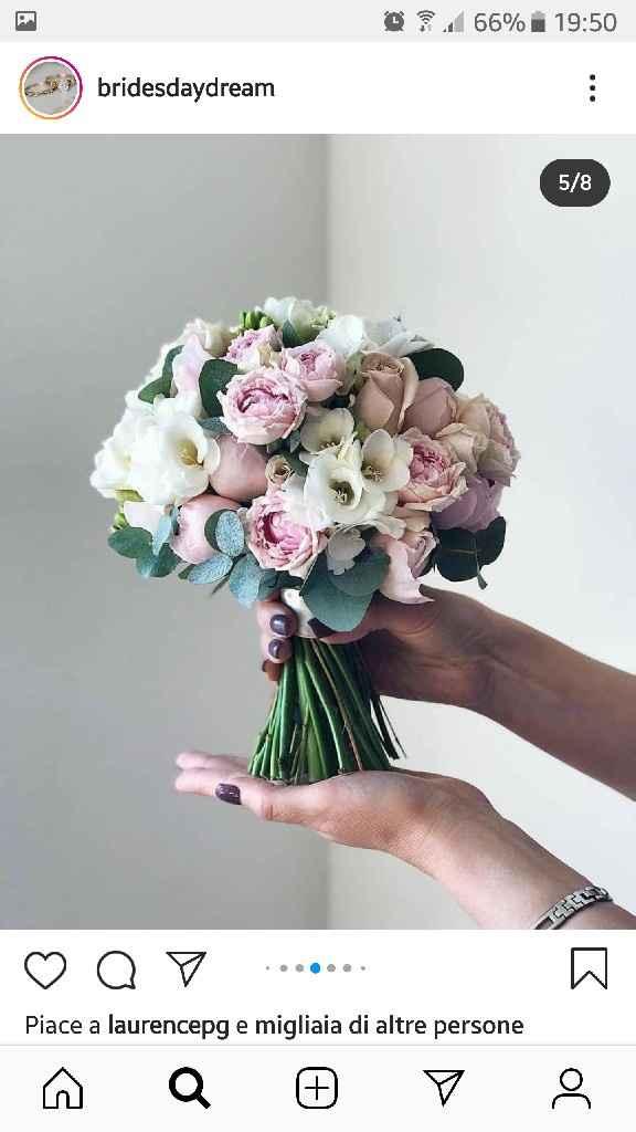 Sposine settembrina e bouquet - 1