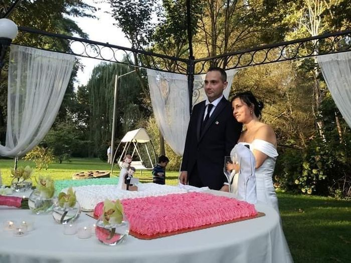 Wedding cake 🍰 11