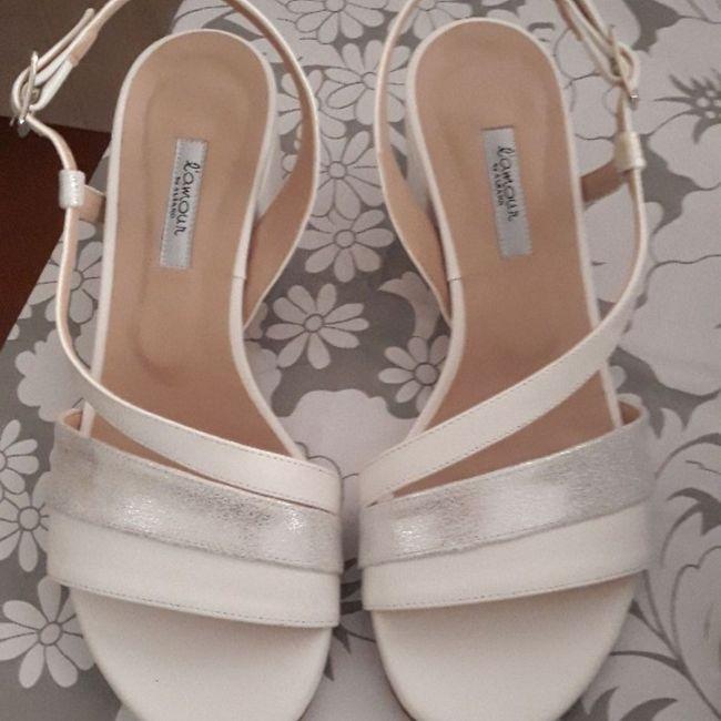 abbinamento abito / scarpe / unghie 10