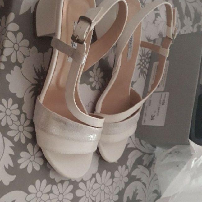 Colore scarpe da sposa 5