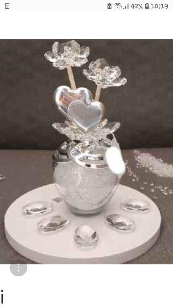 Bomboniere le fate di cristallo - 1