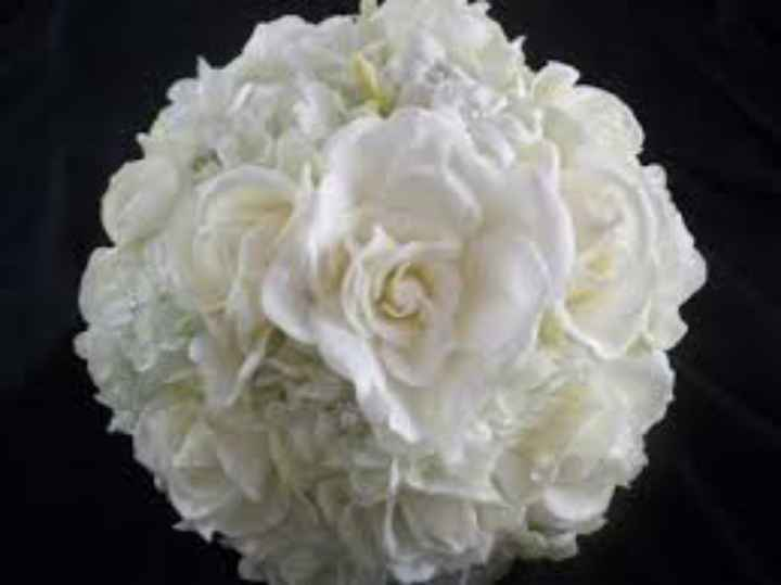 Bouquet rose e fiori d'arancio - 2
