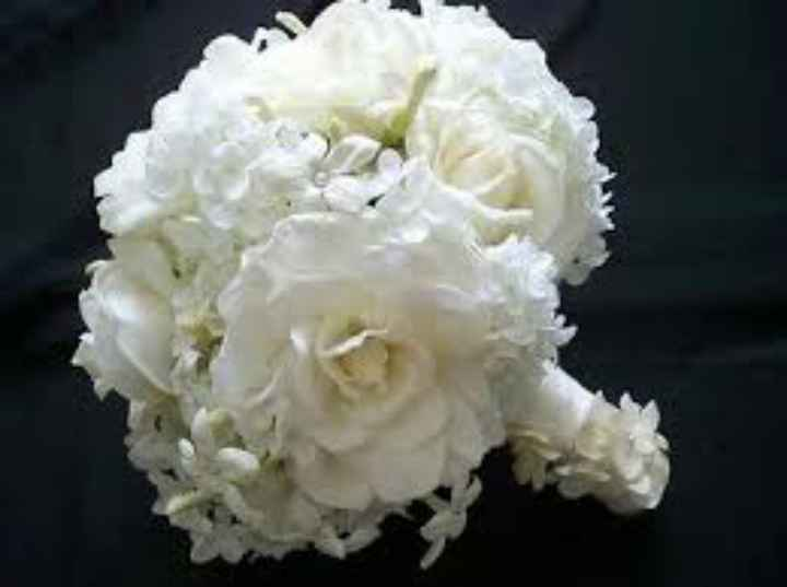 Bouquet rose e fiori d'arancio - 3