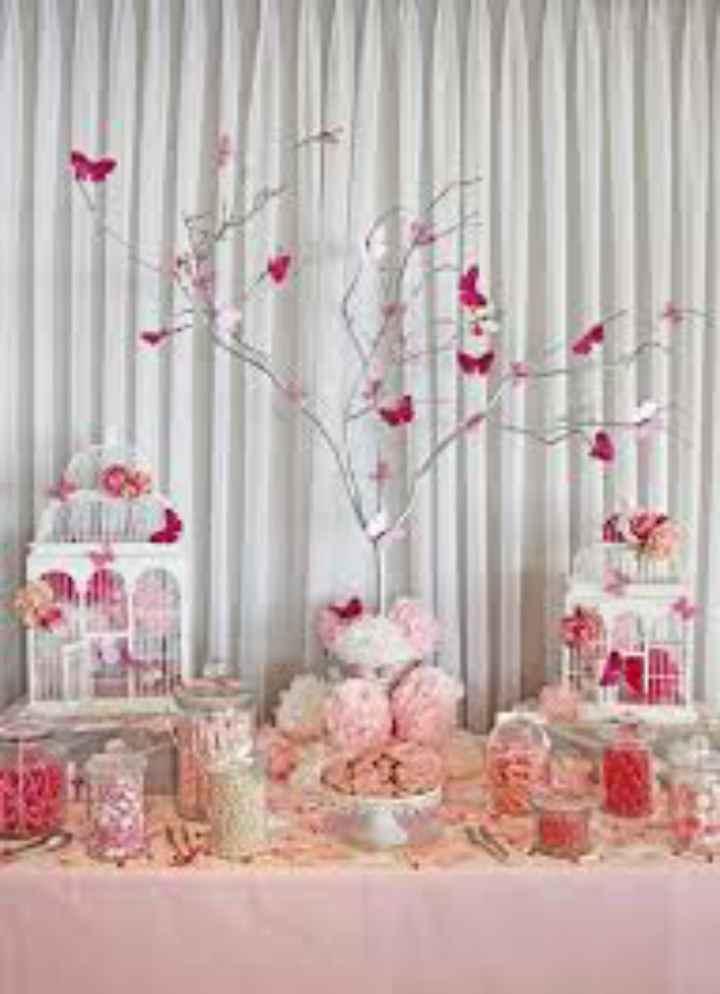 Compleanno tema farfalle - 3