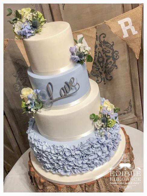Torta 💙 4