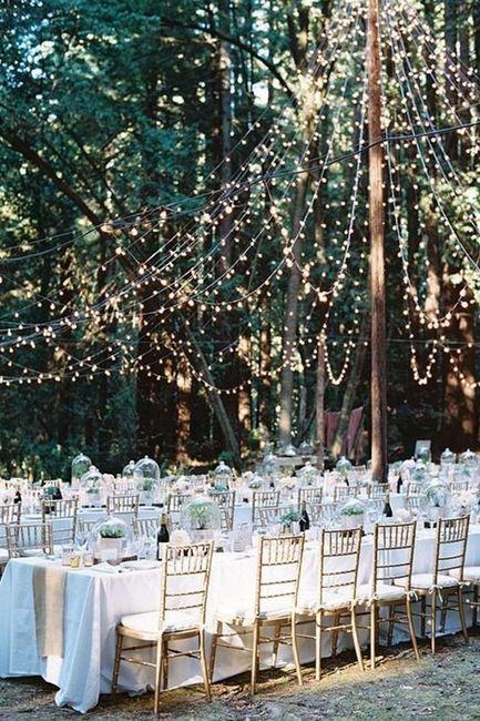 Matrimonio all'aperto o al chiuso? 🏡 1