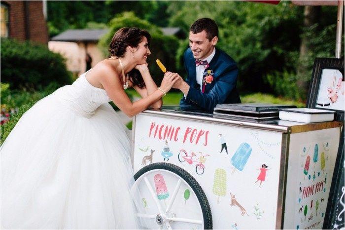 Quale extra ci sarà al tuo ricevimento di nozze? 1