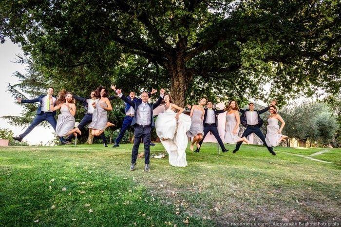 Tutto quello che devi sapere per scegliere i tuoi testimoni di nozze! 1