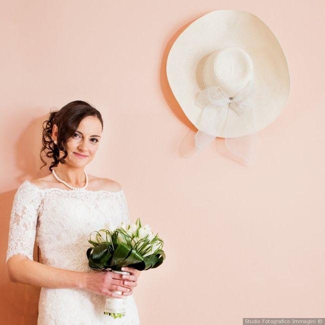 Quale acconciatura e trucco vincerà 4 Matrimoni.com? 1