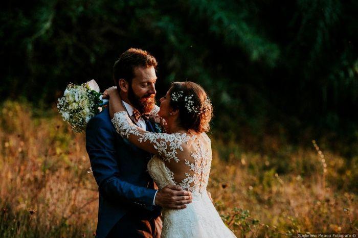 Crea il tuo look sposa autunnale! 👰🍁 1