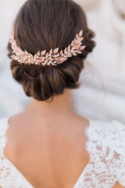 Il tuo vestito da sposa 2019 - Accessori per capelli 👱♀️ 1