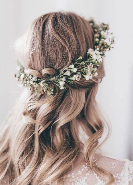 Il tuo vestito da sposa 2019 - Accessori per capelli 👱♀️ 2