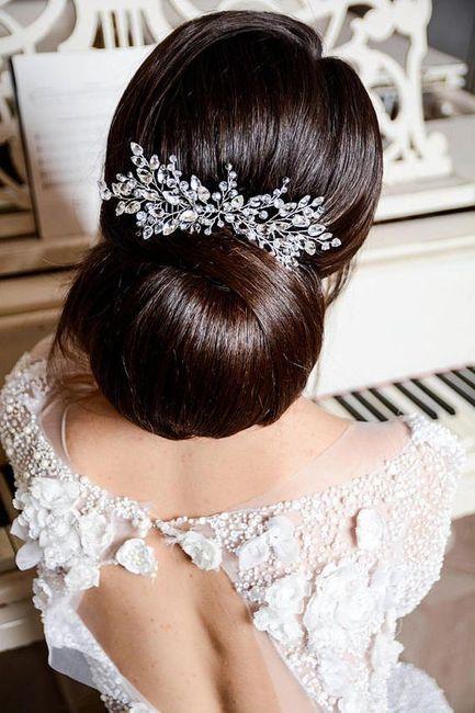 Il tuo vestito da sposa 2019 - Accessori per capelli 👱♀️ 3