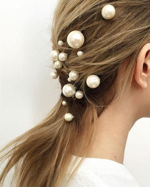 Il tuo vestito da sposa 2019 - Accessori per capelli 👱♀️ 4