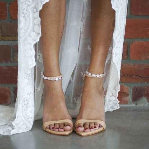 Sceglieresti queste scarpe per il tuo matrimonio? 👠 1