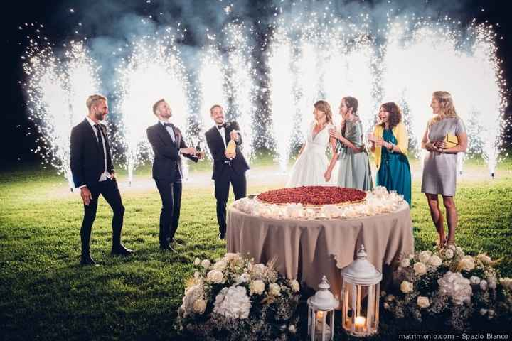 Come scegliere i tuoi invitati di nozze