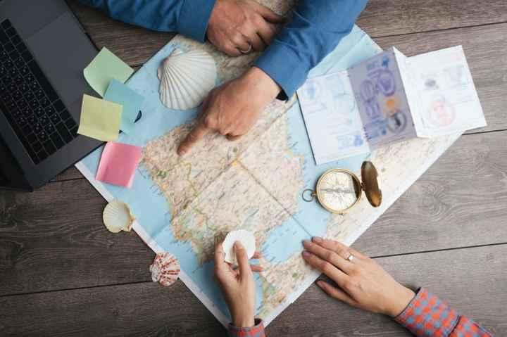Viaggio di nozze: organizzato da voi o in agenzia?