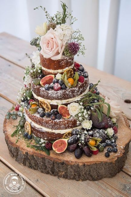Matrimonio In Autunno : Quale torta nuziale sceglieresti per un matrimonio in autunno