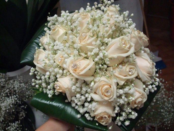 L'epoca delle tue nozze - Il bouquet 🌺 1