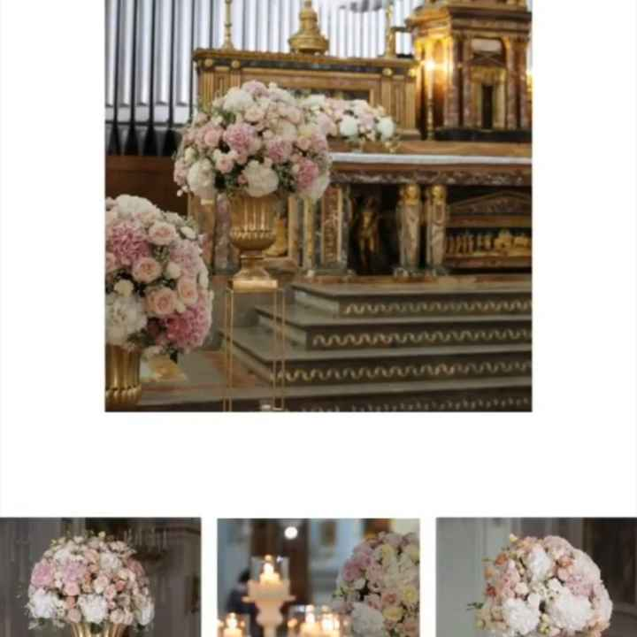 Quanto contano per voi i fiori nell'organizzazione del matrimonio perfetto? - 1