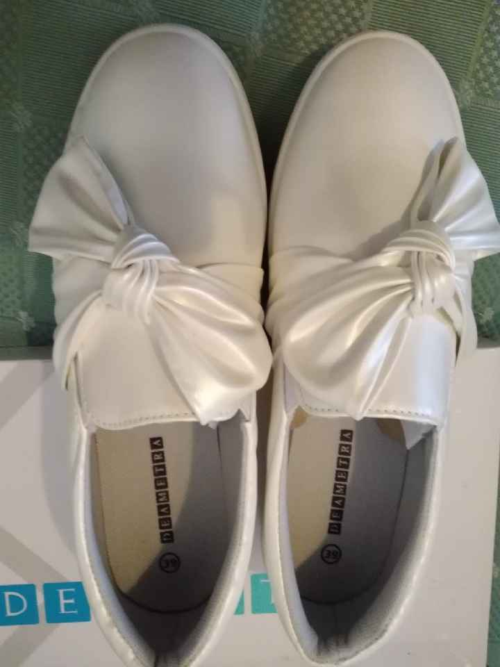.... scarpe Sposa.... - 1