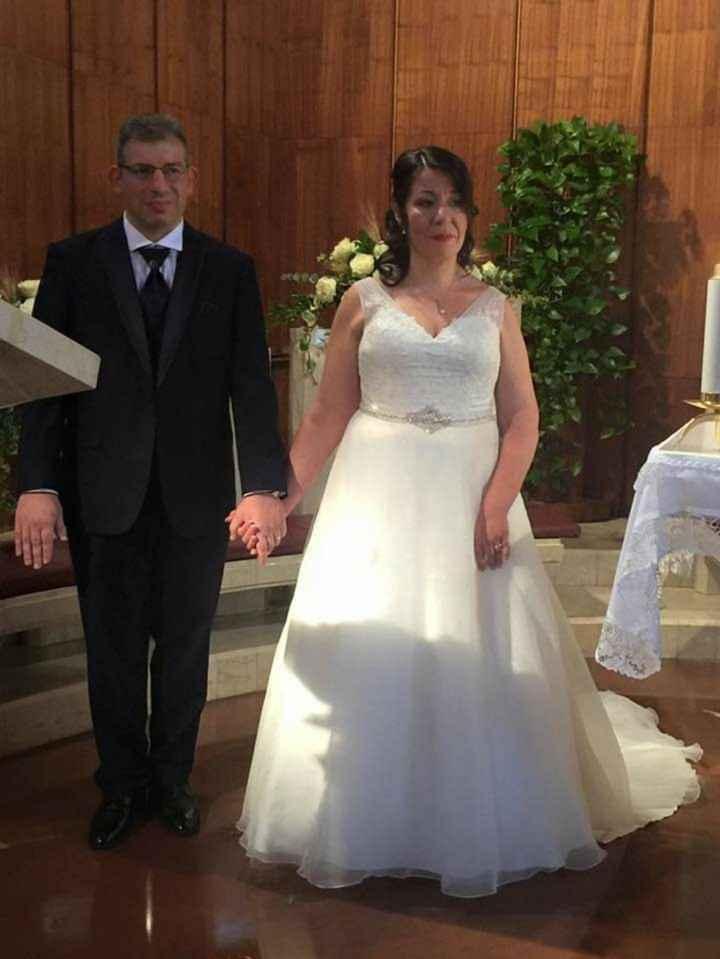 Modello del vostro abito da sposa - 1