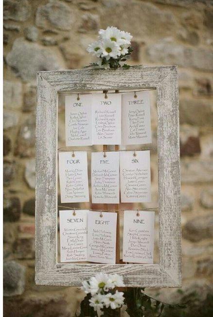 Eccezionale Tableau mariage fai da te . - Página 3 - Fai da te - Forum  XA95