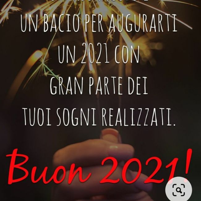 Buon 2021 e Buona Fortuna - 1