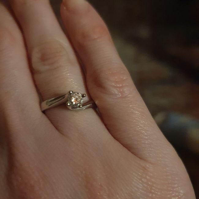 Anelli di fidanzamento 2